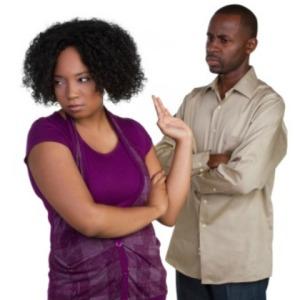 Couple-bickering
